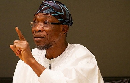 Aregbesola swears in Commissioners, SAs