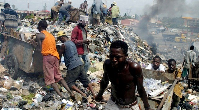 Delta govt. arrest defaulters over waste dump