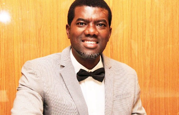 Some women should even wear red to wed, Reno Omokri speaks