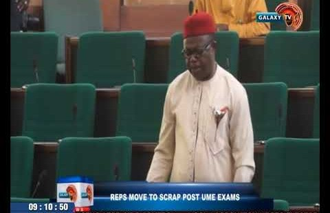 Reps move to scrap post-UTME exams