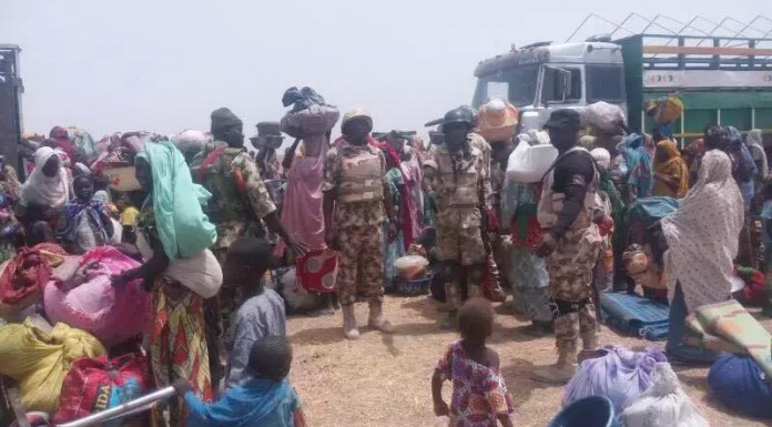 Over 1,000 Boko Haram captives resucued