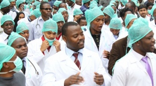 Resident doctors issue warning strike