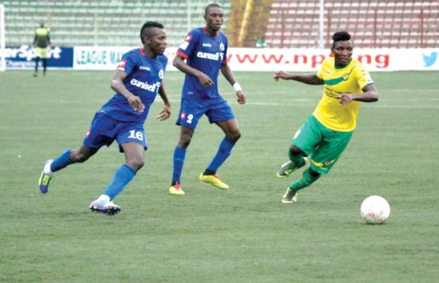 Rivers United ready for ABS FC