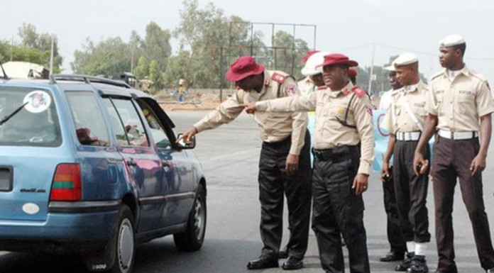 FRSC warns officers against sharp corners