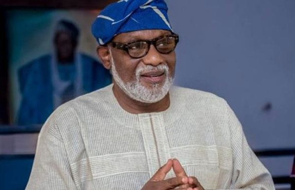 Akeredolu dissociates self from LG case