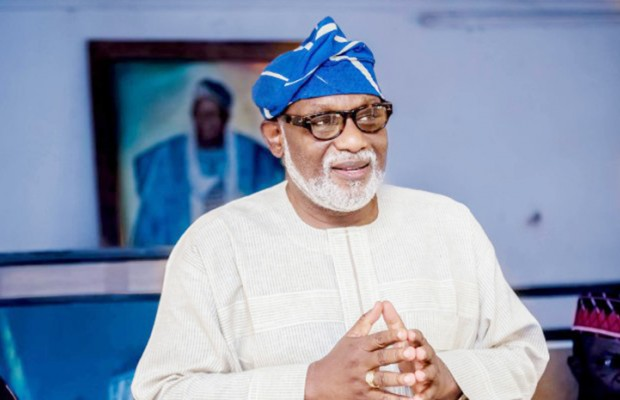 Gov Akeredolu charges workers on quality service