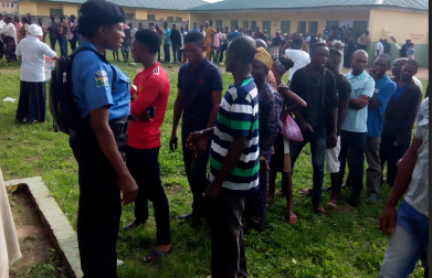 EkitiDecides: Observers, residents applaud security presence