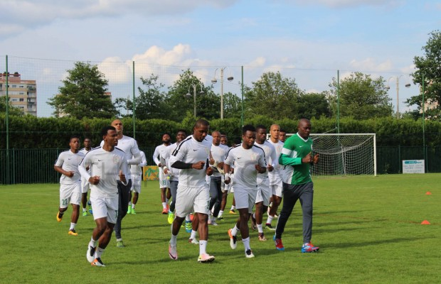 CAF fixes new dates for Eagles AFCON qualifiers