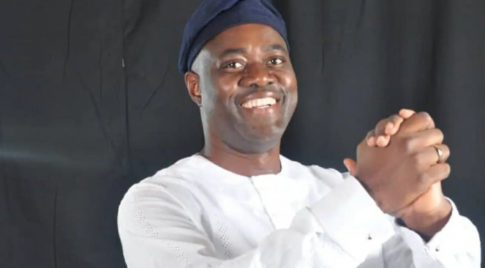 I'm ready to donate my blood for  research - Gov Seyi Makinde