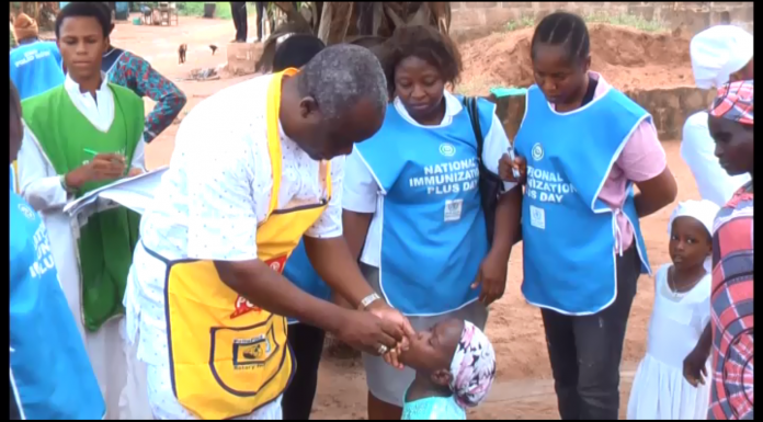 Ogun expresses determination to kick polio out