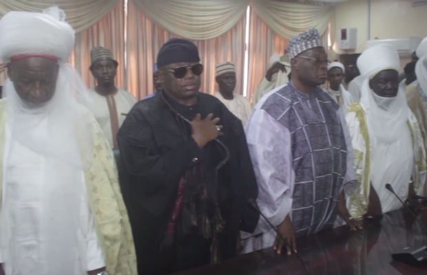 Traditional rulers vow to support Gov Fintiri