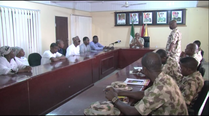 Nigerian Army To Work With NUJ