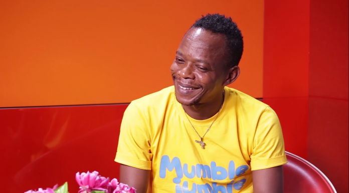 I once hawked eggs - Comedian Koffi