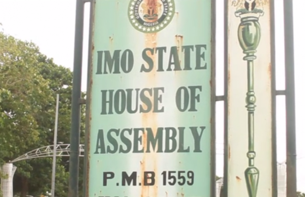 Imo lawmakers suspend speaker over misconduct