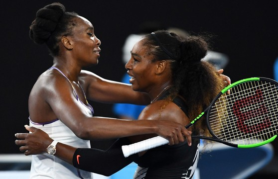 Serena Beats Venus In Aussie open final