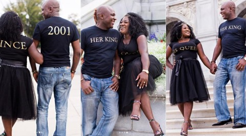 Nigerian couple celebrate16th wedding anniversary