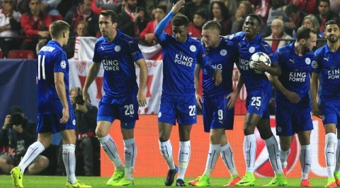 Ndidi makes UCL debut as Leicester peg back Sevilla