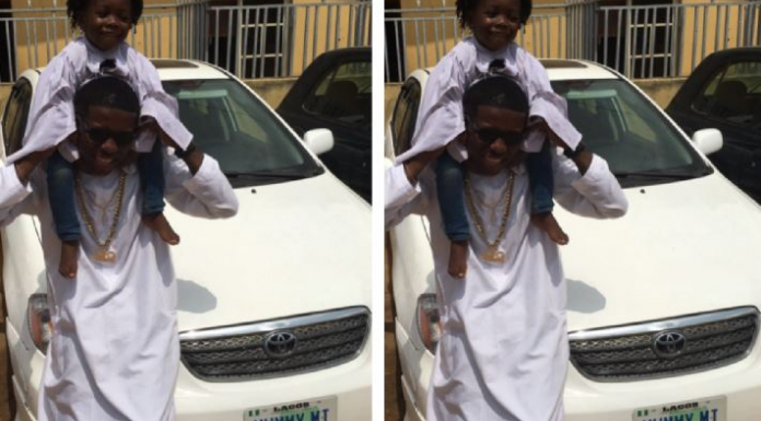 Singer, Small Doctor gifts mom with a new car
