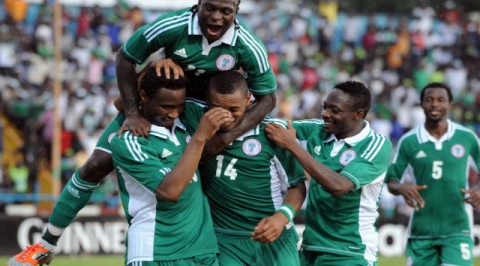 Buhari salutes Super Eagles