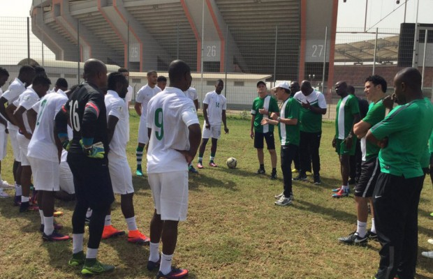 16 Super Eagles in camp for Senegal, Burkina friendlies