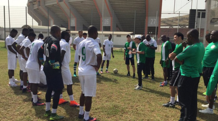 NFF allays fears over Ebola, secures Eagles' $2.8m World Cup allowance