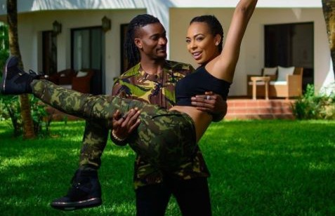 TBoss rocks military outfit (photos)
