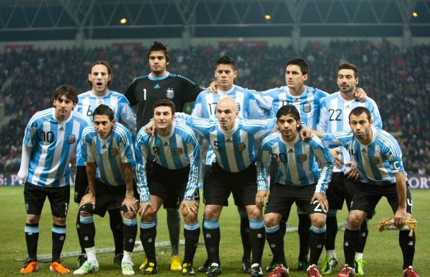 See Argentina's 26-man squad for Nigeria friendly