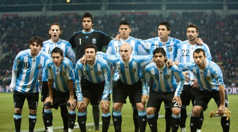 Argentina drop keeper for conceding against Eagles