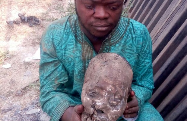 Police parade ritualists, murderers