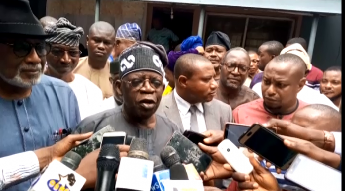 Insecurity:Tinubu calls for unified security network in Yorubaland