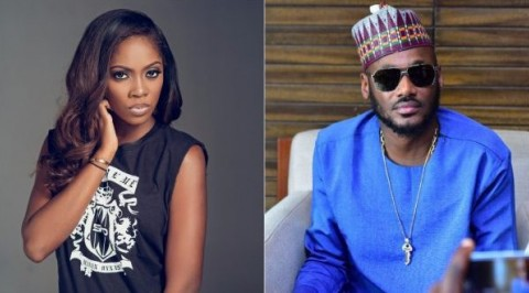 2face Idibia unveils Tiwa Savage as co-headliner