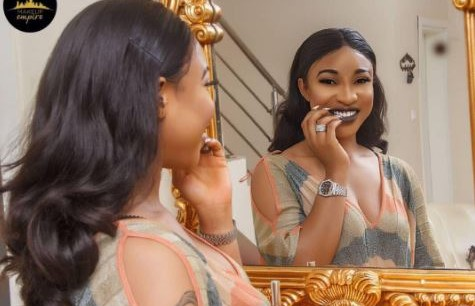 Tonto Dikeh sparks dating rumors