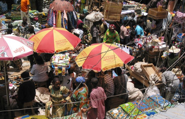 Traders lament food shortage in Benue
