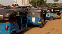 Tricycle operators groan as buses take over