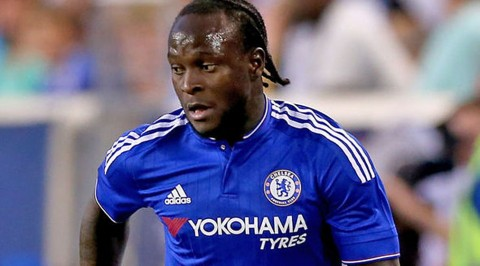 Moses off to Nigeria for Cameroon clash