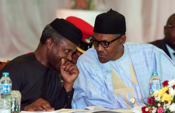 Osinbajo returns, assures Buhari will be back