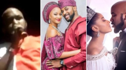 Banky W warns female fans not to entice him on stage