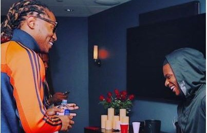 Wizkid to work with American rapper, Future