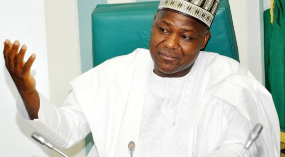 Speaker Dogara felicitates with Muslim Ummah