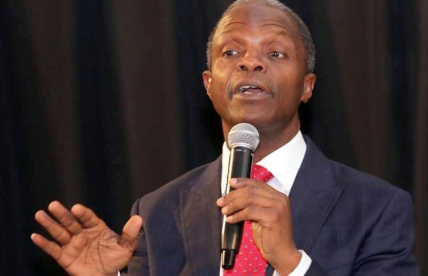 Turn challenges to opportunities- Osinbajo tells youths