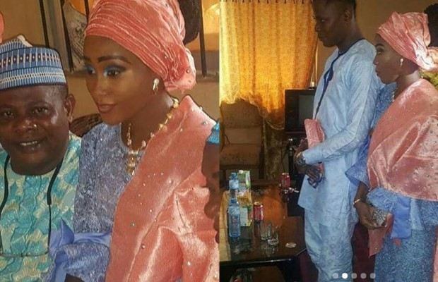 Actor, Yinka Quadri's son weds