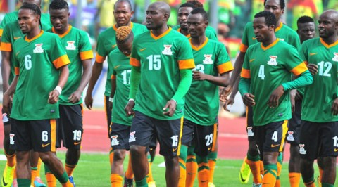 Zambian coach names 26 locals for Nigeria clash