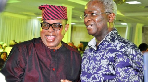 Photo News  Ex Lagos Gov. launch photographyic Foundation