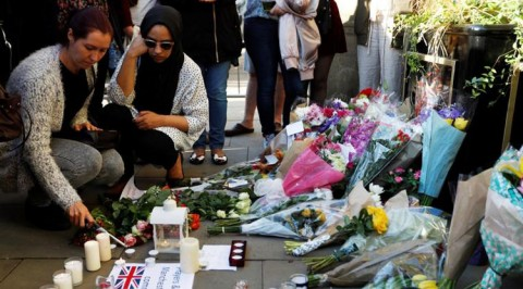 Manchester holds defiant vigil after attack