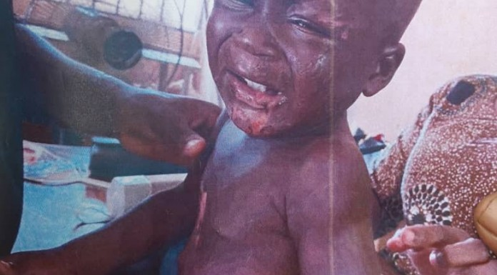 Court Remands Man in Prison for Beating His Son