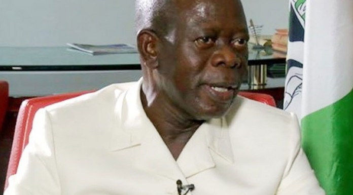 Ogun APC chairman accuses Oshiomole of dividing party