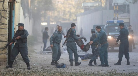 At least 15 dead in Afghan tanker explosion