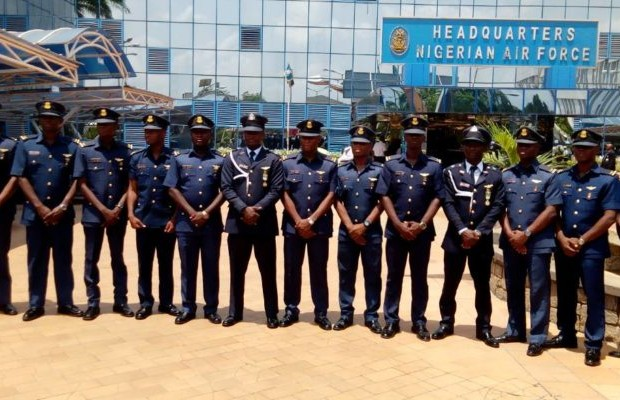 Air force promises peace in southwest