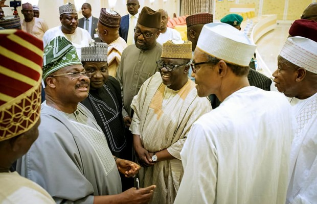Convention must be rancor free- APC governors