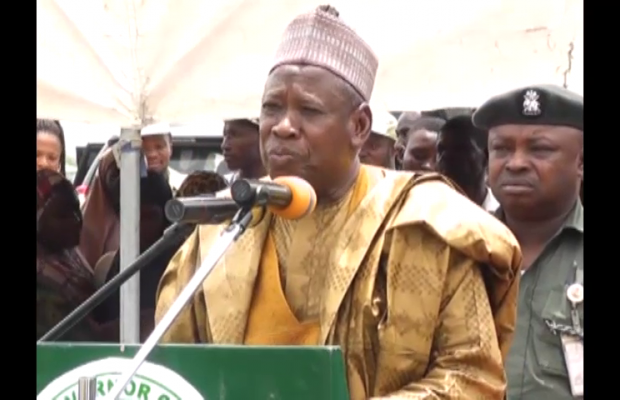Ganduje urges more training for Nigerian army